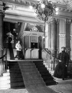 Сандуновские бани конец XIX века