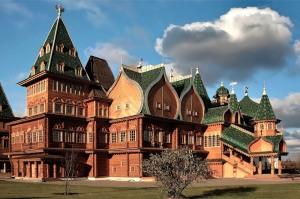Дворец царя Алексея Михайловича Романова [2]