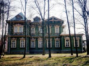 Усадьба Любимовка. Тарасовка в 30 км от Москвы
