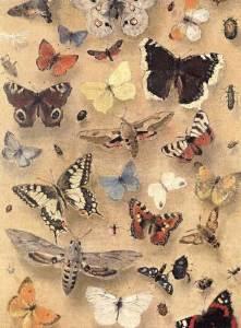 В. Поленов. Этюд. «Бабочки» [6]
