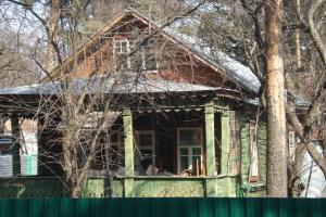 Старая дача в Перловке, 2010г.
