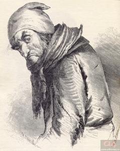 Гоголевский персонаж скупердяя