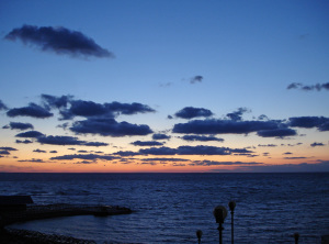 «Самое синее в мире Черное море мое». Сочи.