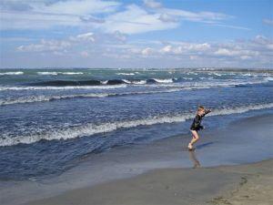 Черного море – самое теплое море в России.