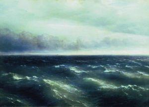 И. Айвазовский «Черное море»