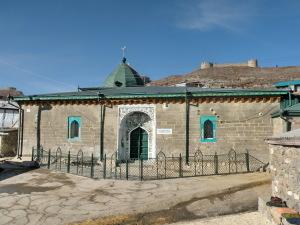 Джума-мечеть. Восточный фасад