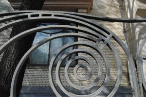 и ограды особняка Рябушинского