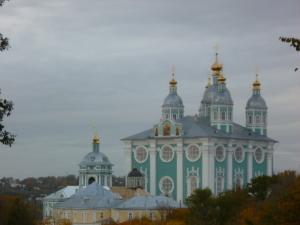 «Город-герой» Смоленск.