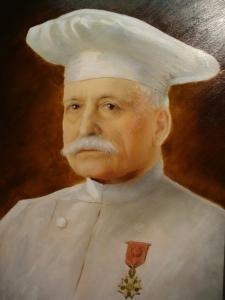 Жорж Огюст Эскофье Georges Auguste Escoffier (1846-1935)