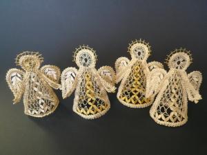 Рукотворные талисманы (узорное вязание)