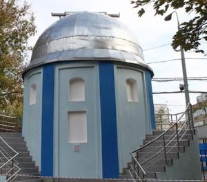 Народная обсерватория в ПКиО Сокольники