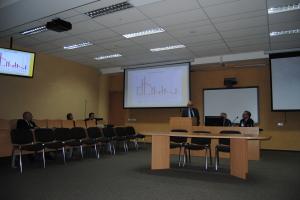 На заседании секции «политика развития социальной сферы»