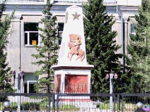 Памятник Сухэ-Батору (К.Померанцев. 1929 г.)