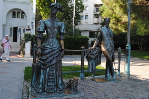 Дама с собачкой и Чехов