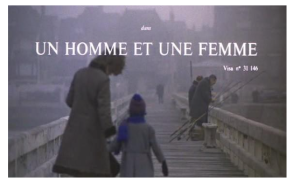 «Мужчина и женщина» (кадры из фильма)
