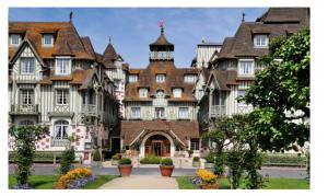Отель «Le Normandy»