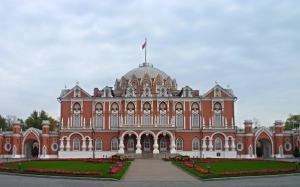 Петровский Путевой Дворец (современный вид)